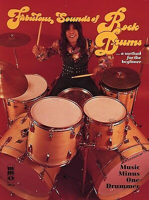 Mmo-cd5012 Fabulous Sounds Of Rock Drums