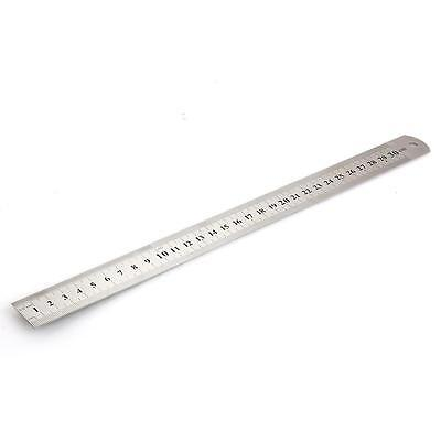 Stainless Steel Measuring Ruler Rule Scale Machinist Tools 30cm 12 inch