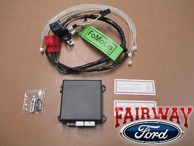11 thru 14 F-150 OEM Genuine Ford Parts Scalable Security Alarm System Kit - NEW