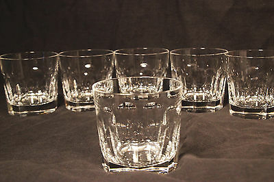 Waterford Glencree Double Old Fashioned Crystal Cut Glass