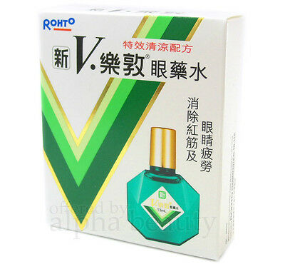 Rohto Eyedrops New V Rohto Plus Eye Drop (13ml/0.43 fl.oz.)