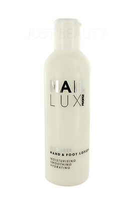Salon System Nail Lux Hydrate Hand & Foot Lotion Manicure Pedicure 250ml