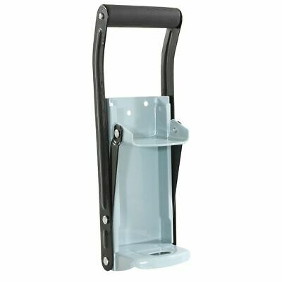Can Crusher Wall Mount Aluminum Pop Beer Recycling w/ Bottle Opener NEW