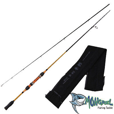 New FISHING ROD, SPINNING ROD,CARBON FIBRE, 210 cm QUALITY ROD,BREAM BASS