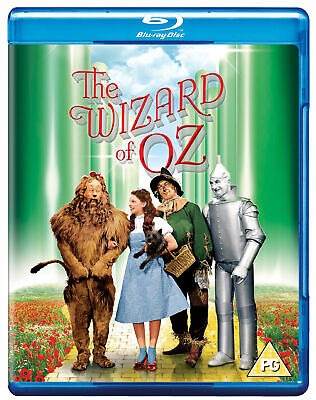 The Wizard of Oz - 75th Anniversary Edition (Blu-Ray) (C-PG)