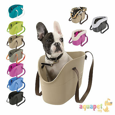 Ferplast With Me Dog Cat Carrier Holdall with Clip - Winter Options Available