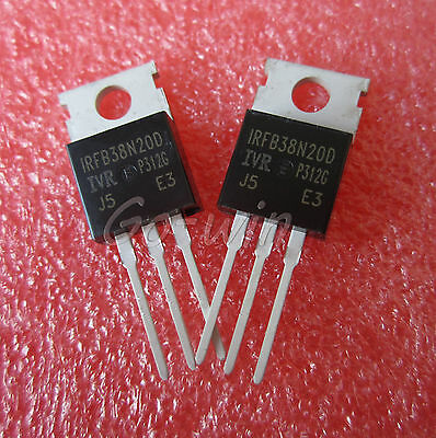 5pcs IRFB3607PBF IRFB3607 MOSFET N-CH 75V 80A TO-220 NEW GOOD QUALITY T42