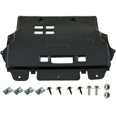 Citroen C4 Picasso C4 II DS4 Under Engine Cover  UNDERTRAY  + Fitting Kit
