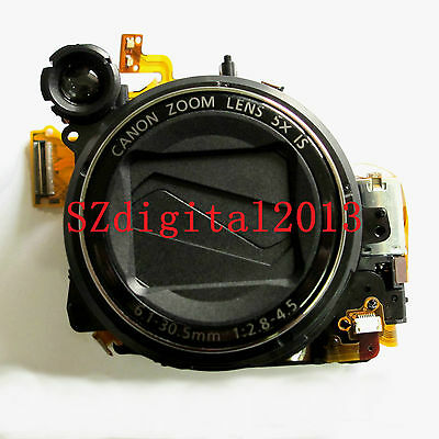 Lens Zoom Unit For Canon PowerShot G10 G11 G12 IS Digital Camera Repair Part