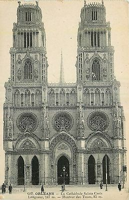 45 Orleans Cathedrale