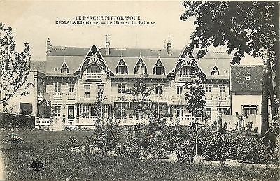 61 Remalard Le Home Pelouse