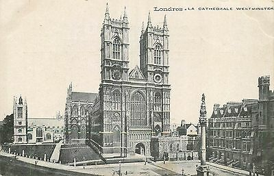 Angleterre Cathedrale Westminster