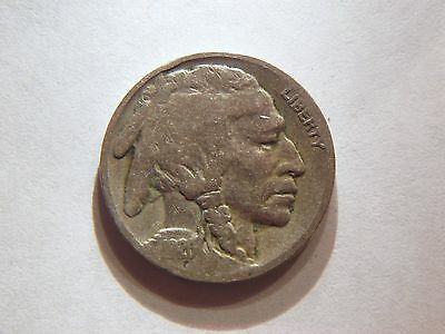 1920-S VG/F Buffalo Nickel,  Great Older Date Coin Priced Below Book Value