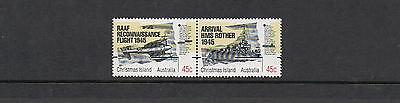 """STAMPS from AUSTRALIA  CHRISTMAS ISLAND  1995 PEACE   """" AIR """"  (MNH) lot 792a"""
