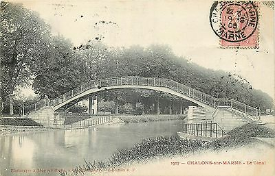 51 Chalons-Sur-Marne Canal
