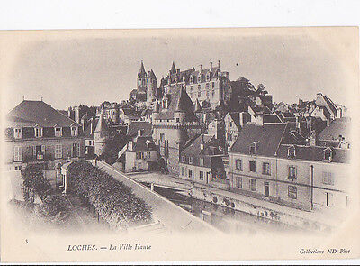 37 Loches La Ville Haute - Nd