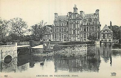 27 Chateau De Beaumesnil - Nd