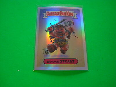 2013 TOPPS GARBAGE PAIL KIDS CHROME REFRACTOR CARD(S)