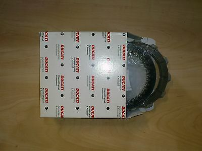 Genuine Ducati Spare Parts Clutch Plate Set, Kit, 748R, 19020101A