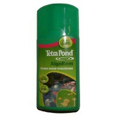 Tetra Algorem Garden Fish Pond Treatment Green Water Koi 500ml