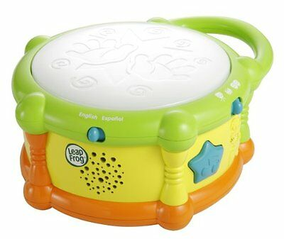 NEW LeapFrog Learn and Groove Color Play Drum