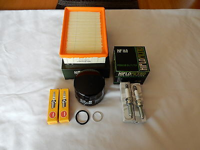 BMW R1200GS LC TE R1200RT LC  liquid cooled R1200GS Major Service kit.2013 on.