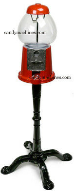 Vintage Gumball Machine with Stand - Antique Gumball Machines