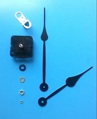 "16""+ Diameter Clock Kit! Movement with 2 Hands! High Torque Movement (511 8 Sp.)"