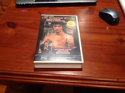 LTD EDITION,THE WARRIOR WITHIN,CHUCK NORRIS TRIBUTE TO BRUCE LEE