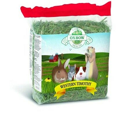 Petlife Oxbow Western Timothy Hay Rabbit Guinea Pig & Small Pet Hay 1.1kg