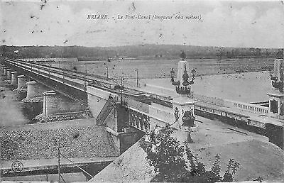 16 BRIARE le pont canal
