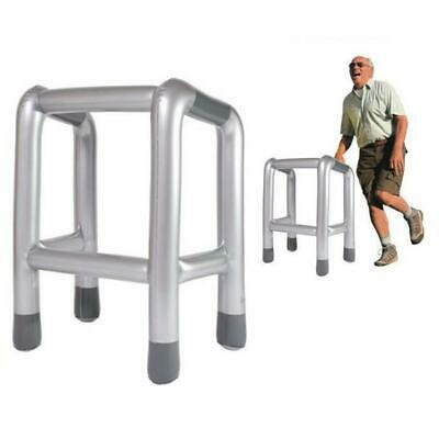 The Zimmer Inflatable Walking Frame | walker old aged blow dress up party