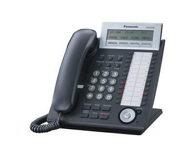 Panasonic KX-DT333 Black Phone