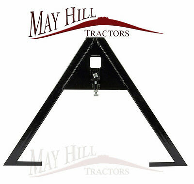 Tractor Rear Linkage Quick Hitch A Frame Implement Attachment Adaptor