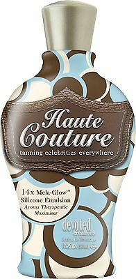 Devoted Creations Haute Couture 14X Mela-Glow Sunbed Tanning Lotion 360ml