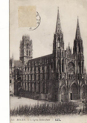 76 ROUEN la cathedrale