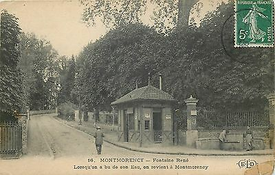 95 MONTMORENCY fontaine rené