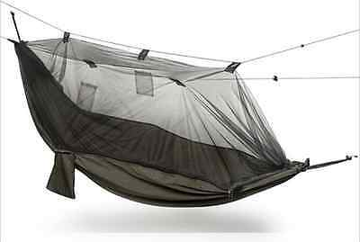 Yukon Outfitters Nylon Parachute Hammock w/ Mosquito Net Camping Bag Lightweight