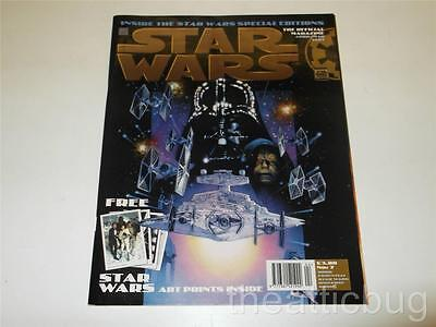 Star Wars ~ The Official Magazine ~ April / May 1997