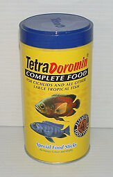 TETRA DOROMIN 160g Complete Food For Large Fish/Cichlid