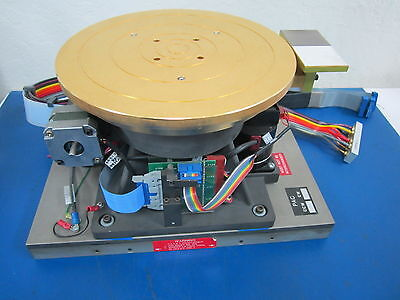 """Thermal Inducing Vacuum Platform 8.25"""" Gold Plated Temptronic"""
