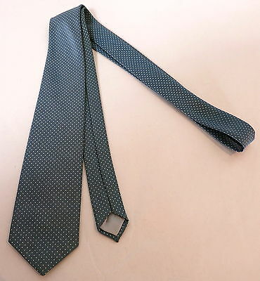 VINTAGE PICADILLY SPOTTED NECKTIE TIE 1980s
