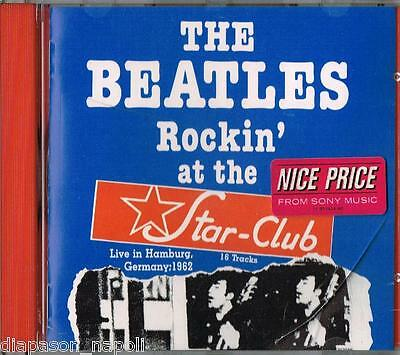 Beatles: Rockin' at The Star-Club - CD