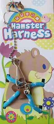 Hamster - Harness - Lead - Leash - Toy - Cute - Small Animal - Pet - Dwarf Hammy