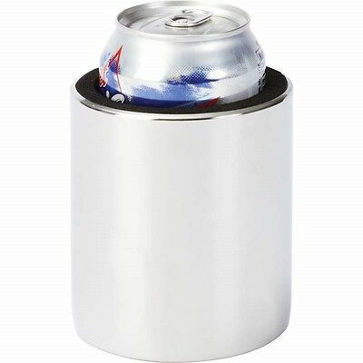 New Magnetic Stainless Steel Cup Holder Beer Koozie Can Bottle Drink ATV RV Boat