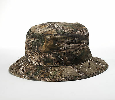 Realtree Xtra Camo Boonie Hat Hunting Cap with Neck Strap Richardson