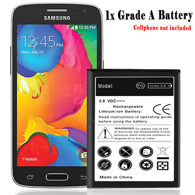 USA High Capacity 3570mAh Battery For Samsung Galaxy Avant SM-G386T T-Mobile New