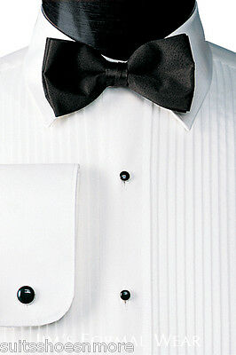 New Black Satin Tuxedo Bow Tie Pre Tied Banded for shirt
