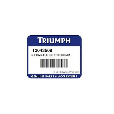 CAVO GAS TRIUMPH Speed Triple '94-'96 - Throttle cable, Gaszug T2043509