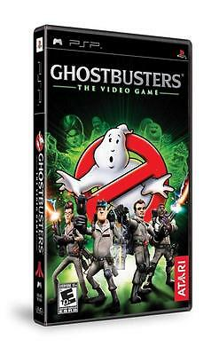 Sony PSP - Ghostbusters: The Video Game